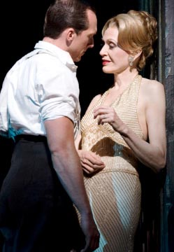 Clifton and Jan Maxwell in FOLLIES